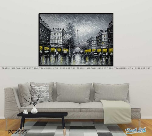 tranh canvas phong canh 2555