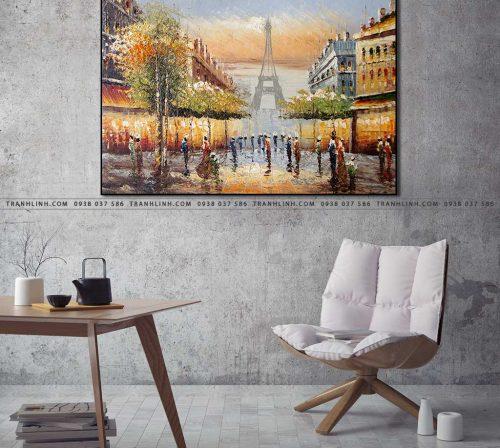 tranh canvas phong canh 2558