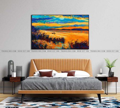 tranh canvas phong canh 2565