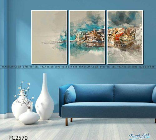 tranh canvas phong canh 2570