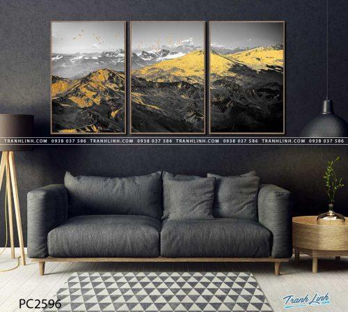 tranh canvas phong canh 2596