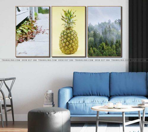 tranh canvas phong canh 2614