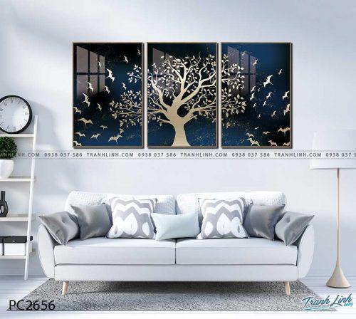 tranh canvas phong canh 2656