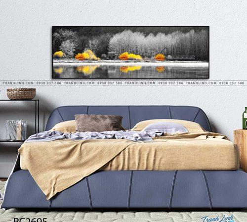 tranh canvas phong canh 2695