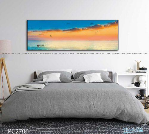 tranh canvas phong canh 2706