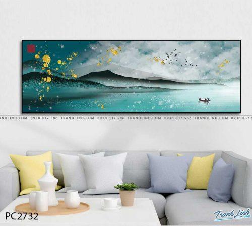tranh canvas phong canh 2732