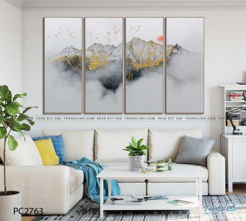 tranh canvas phong canh 2763