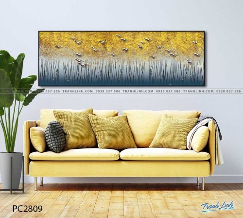 tranh canvas phong canh 2809