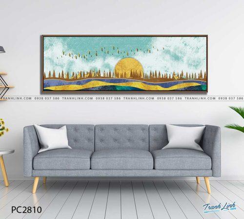 tranh canvas phong canh 2810