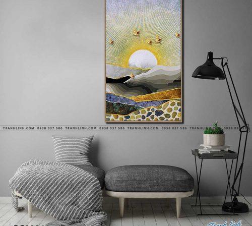 tranh canvas phong canh 2824