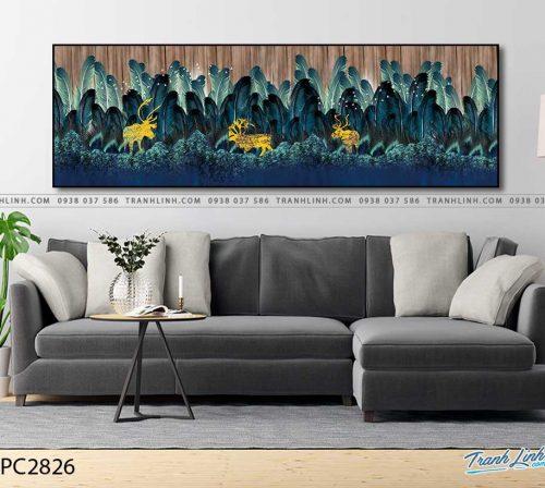 tranh canvas phong canh 2826