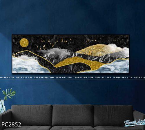 tranh canvas phong canh 2852