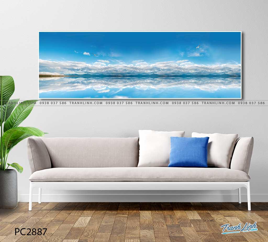 tranh canvas phong canh 2887