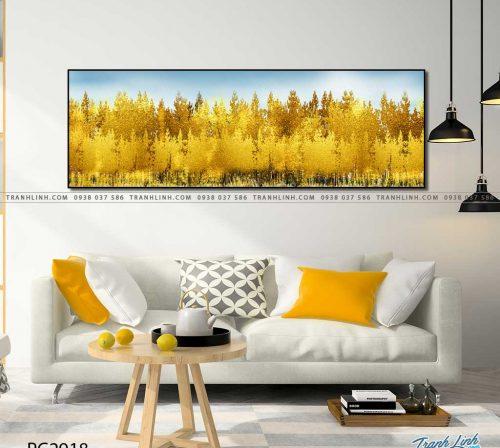 tranh canvas phong canh 2918