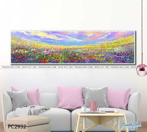 tranh canvas phong canh 2932
