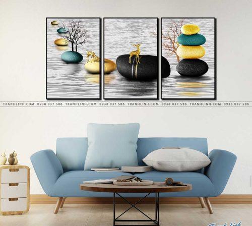 tranh canvas phong canh 2938