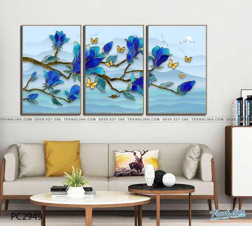 tranh canvas phong canh 2949