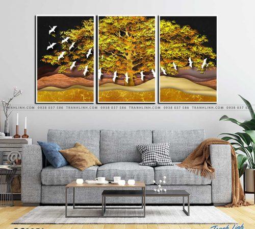 tranh canvas phong canh 2951