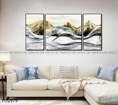 tranh canvas phong canh 2979