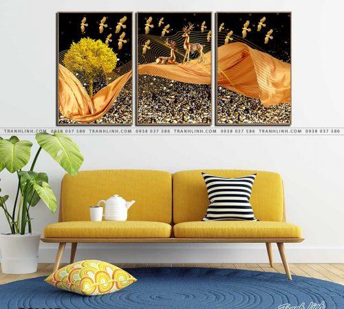 tranh canvas phong canh 2987