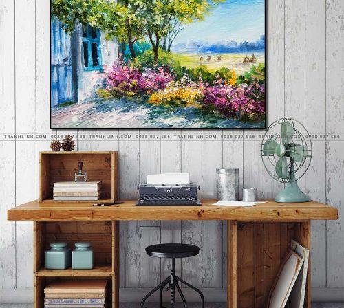 tranh canvas phong canh 3006