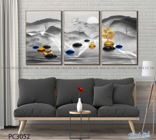 tranh canvas phong canh 3052