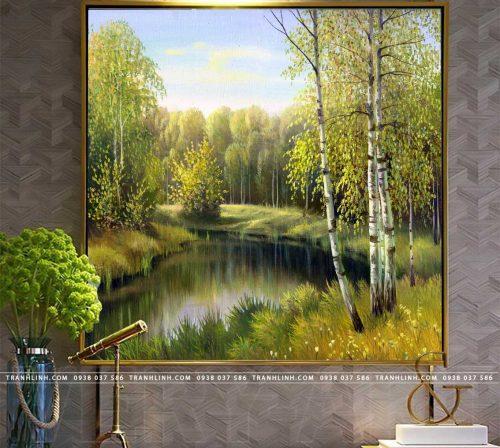 tranh canvas phong canh 3053