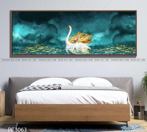 tranh canvas phong canh 3063