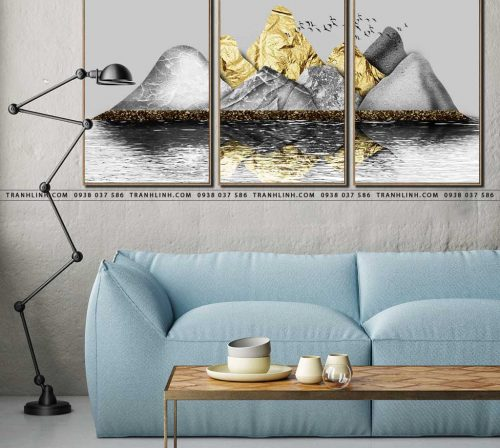 tranh canvas phong canh 3064