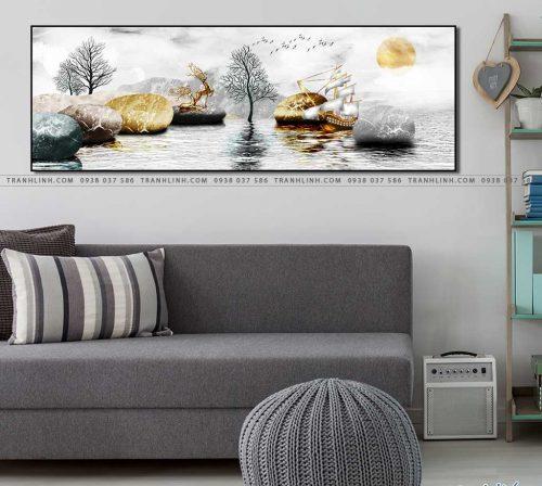 tranh canvas phong canh 3065