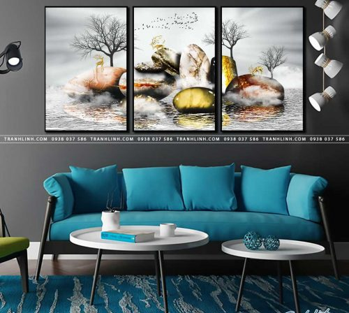 tranh canvas phong canh 3073