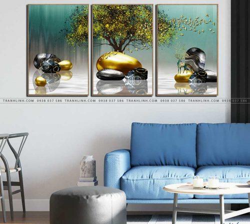 tranh canvas phong canh 3105