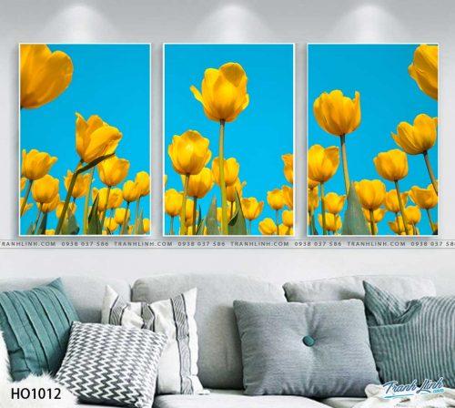 tranh canvas hoa 1012