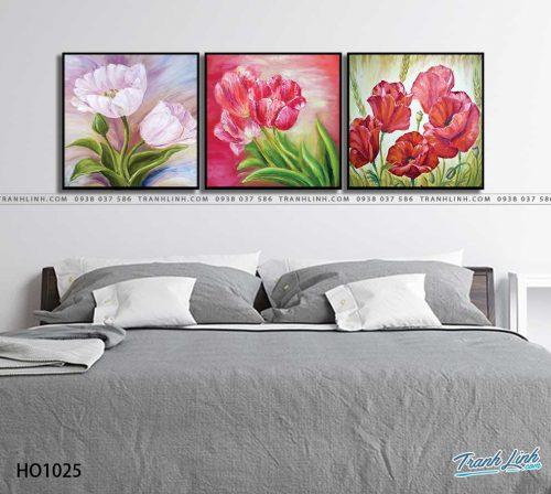 tranh canvas hoa 1025