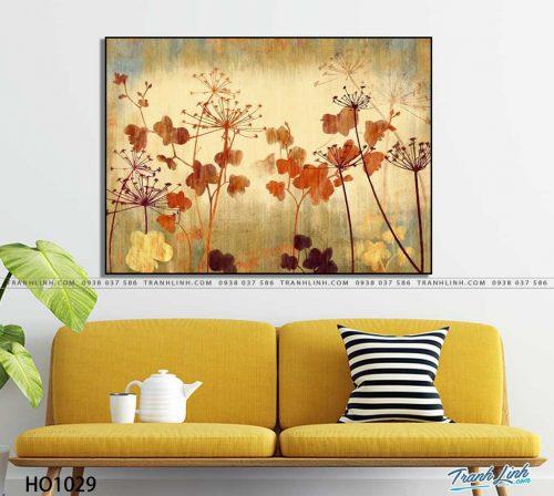 tranh canvas hoa 1029