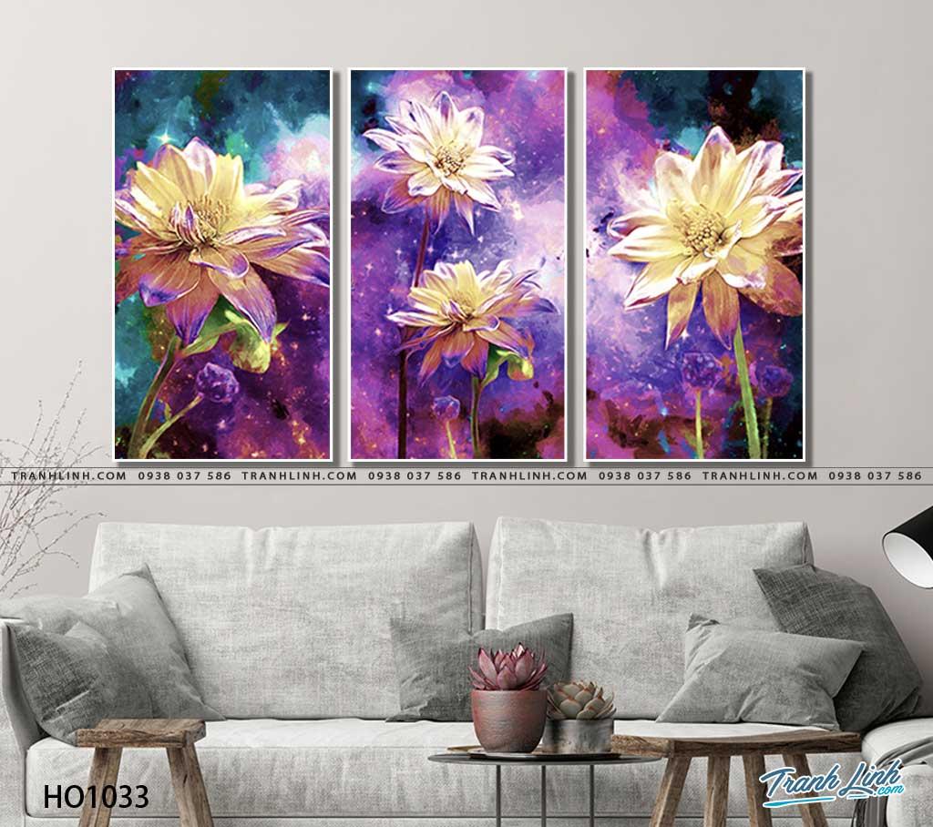 tranh canvas hoa 1033