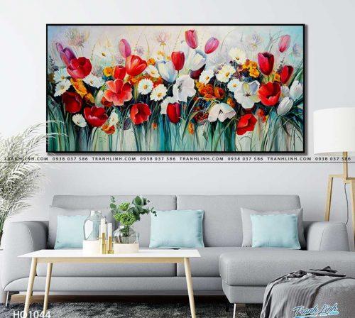 tranh canvas hoa 1044