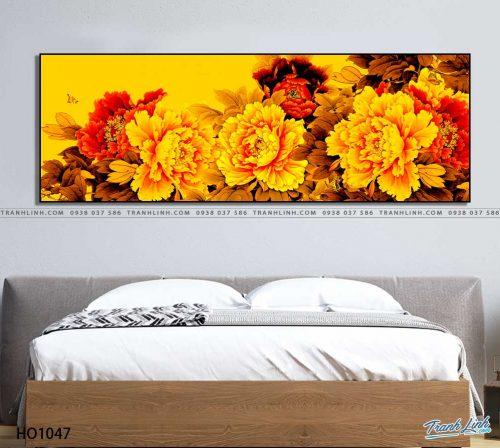 tranh canvas hoa 1047