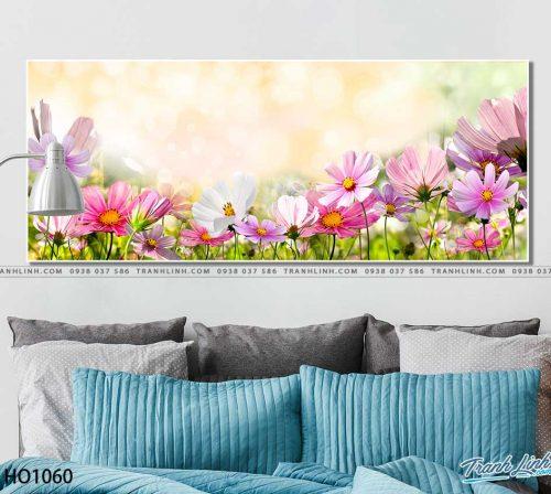 tranh canvas hoa 1060