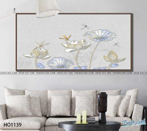 tranh canvas hoa 1139