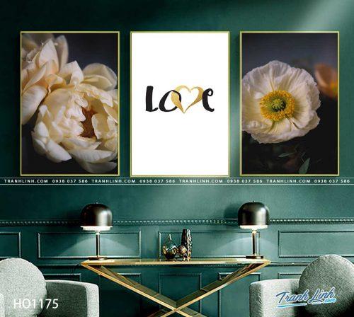 tranh canvas hoa 1175