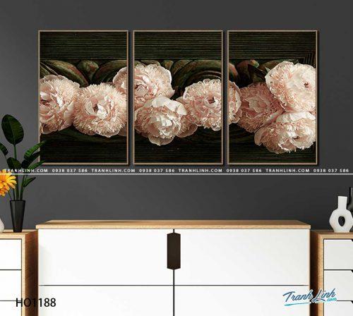 tranh canvas hoa 1188