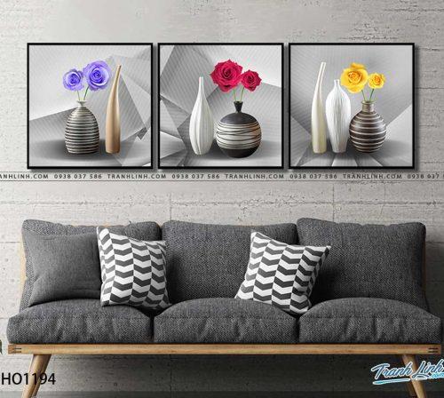 tranh canvas hoa 1194