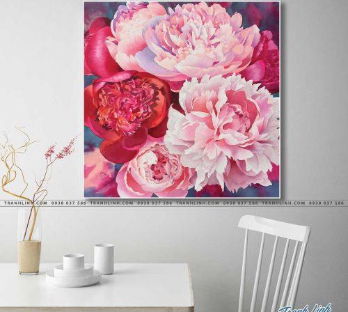 tranh canvas hoa 1202