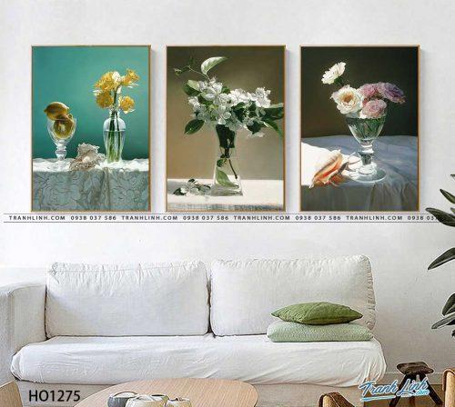 tranh canvas hoa 1275