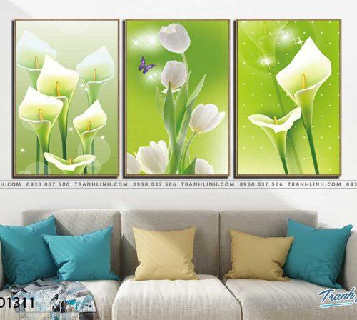 tranh canvas hoa 1311
