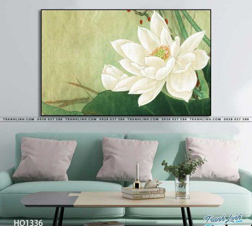 tranh canvas hoa 1336
