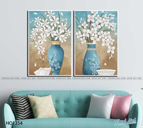 tranh canvas hoa 1354
