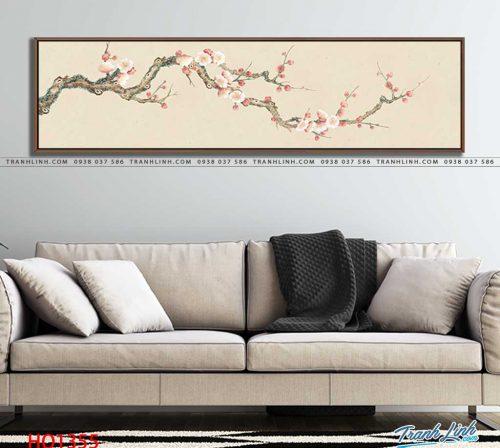 tranh canvas hoa 1355