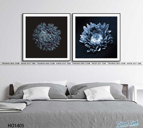 tranh canvas hoa 1405